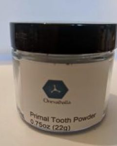 PrimalHacker  Primal Tooth Powder
