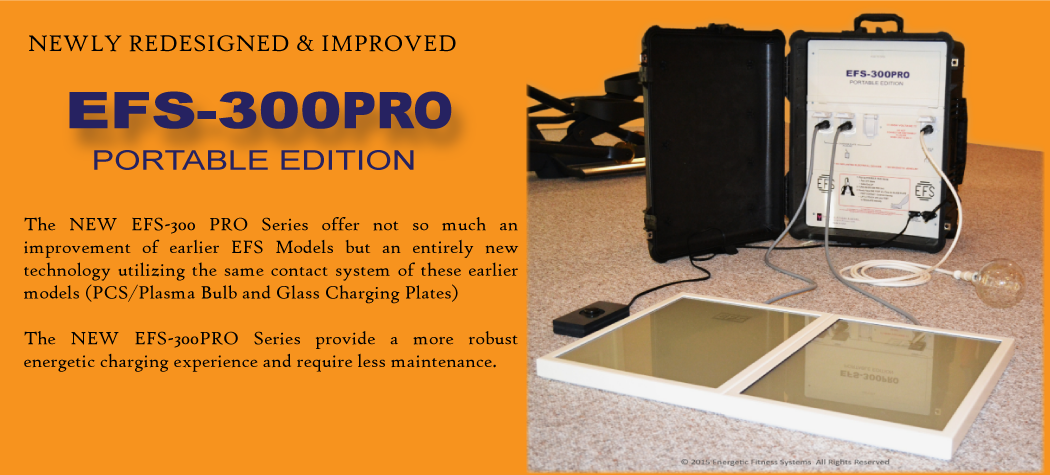 Introducing the EFS-300PRO Portable Edition!